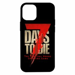 Чохол для iPhone 12 mini 7 Days To Die