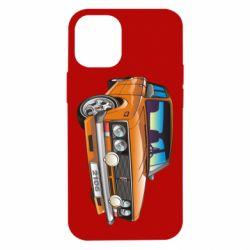 Чехол для iPhone 12 mini A car