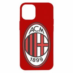 Чехол для iPhone 12 mini AC Milan