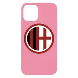 Чохол для iPhone 12 mini AC Milan