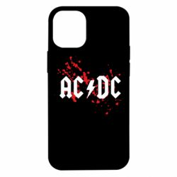 Чохол для iPhone 12 mini ACDC