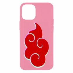 Чехол для iPhone 12 mini Akatsuki Naruto