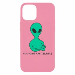 Чехол для iPhone 12 mini Aliens 1