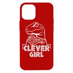 Чохол для iPhone 12 mini Allosaurus clever girl
