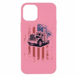 Чехол для iPhone 12 mini American Truck