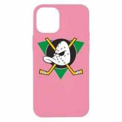 Чехол для iPhone 12 mini Anaheim Mighty Ducks
