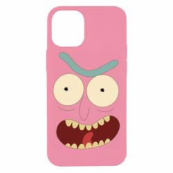 Чехол для iPhone 12 mini Angry Rick