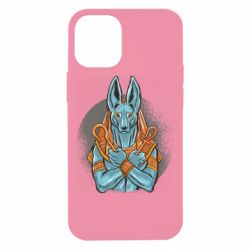 Чехол для iPhone 12 mini Anubis art