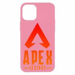Чохол для iPhone 12 mini Apex legends gradient logo