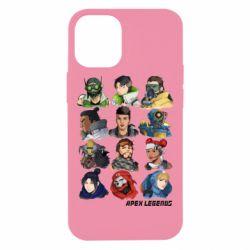 Чохол для iPhone 12 mini Apex legends heroes
