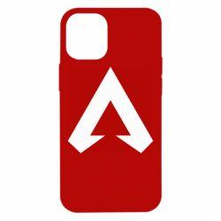 Чехол для iPhone 12 mini Apex legends logotype