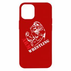 Чохол для iPhone 12 mini Arm Wrestling