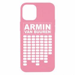 Чехол для iPhone 12 mini Armin Van Buuren Trance