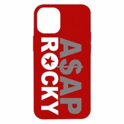 Чехол для iPhone 12 mini ASAP ROCKY