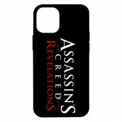 Чохол для iPhone 12 mini Assassin's Creed Revelations