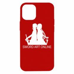 Чохол для iPhone 12 mini Asuna and Kirito