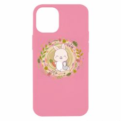 Чехол для iPhone 12 mini Autumn rabbit