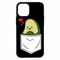 Чехол для iPhone 12 mini Avocado in your pocket