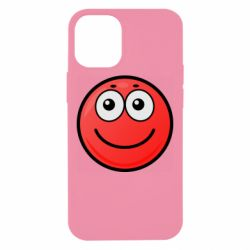 Чохол для iPhone 12 mini Ball with smile