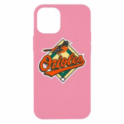 Чохол для iPhone 12 mini Baltimore Orioles