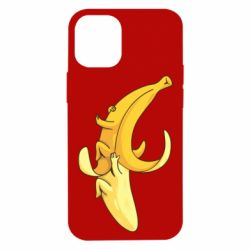 Чохол для iPhone 12 mini Banana in a Banana