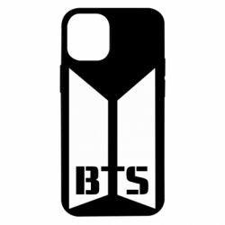 Чохол для iPhone 12 mini Bangtan Boys double logo