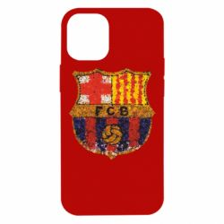 Чохол для iPhone 12 mini Barcelona Paint