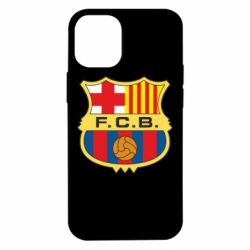 Чохол для iPhone 12 mini Barcelona