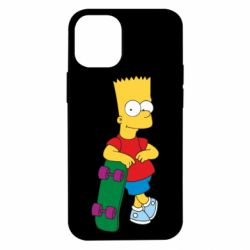 Чохол для iPhone 12 mini Bart Simpson