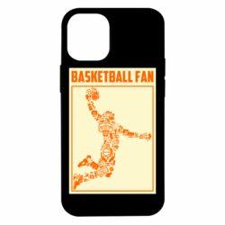 Чохол для iPhone 12 mini Basketball fan