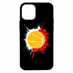 Чохол для iPhone 12 mini Баскетбольний м'яч