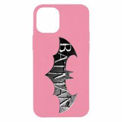 Чехол для iPhone 12 mini Batman: arkham city