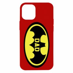 Чехол для iPhone 12 mini Batman dad
