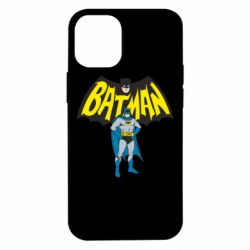 Чехол для iPhone 12 mini Batman Hero