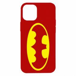 Чехол для iPhone 12 mini Batman