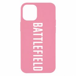 Чохол для iPhone 12 mini Battlefield logo