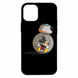 Чохол для iPhone 12 mini BB-8 and Mickey Mouse