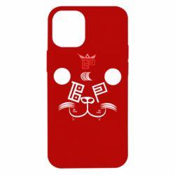 Чехол для iPhone 12 mini BEAR PANDA BP VERSION 2