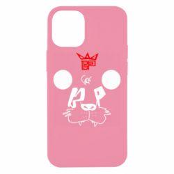 Чехол для iPhone 12 mini Bear panda