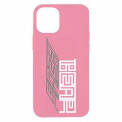 Чехол для iPhone 12 mini BEARTEXT