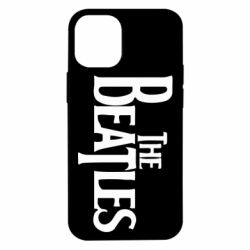 Чехол для iPhone 12 mini Beatles