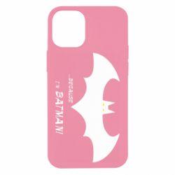Чохол для iPhone 12 mini Because i'm batman