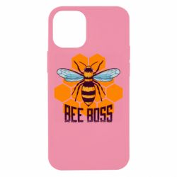 Чехол для iPhone 12 mini Bee Boss