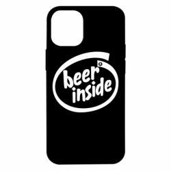 Чехол для iPhone 12 mini Beer Inside