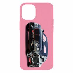 Чохол для iPhone 12 mini Bentley car3