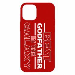 Чохол для iPhone 12 mini Best godfather in the galaxy