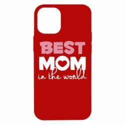 Чохол для iPhone 12 mini Best mom