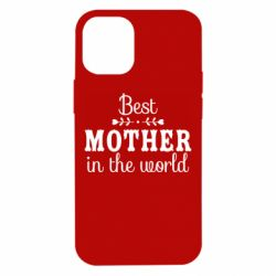 Чохол для iPhone 12 mini Best mother in the world