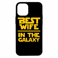 Чехол для iPhone 12 mini Best wife in the Galaxy
