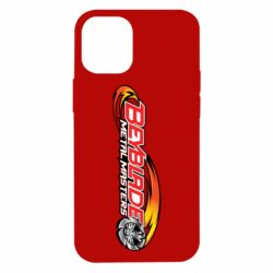 Чехол для iPhone 12 mini Beyblade Metal Masters